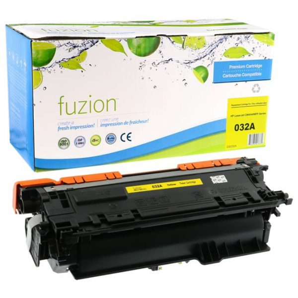 Cartouches Toner Laser HP Colour Laserjet CM 4540MFP Toner – Yellow