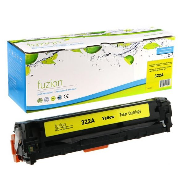 Cartouches Toner Laser HP Colour Laserjet CP1525 Toner – Yellow