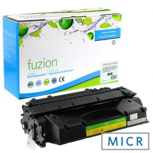 Cartouches MICR HP CF280X MICR Toner – Black