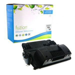 Cartouches MICR HP CF281X MICR High Yield Toner Cartridge- Black