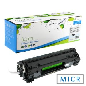 Cartouches MICR HP CF283A MICR Toner – Black