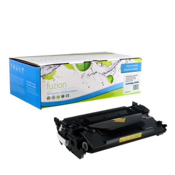 Cartouches Toner Laser Canon 052H High Yield Toner – Black