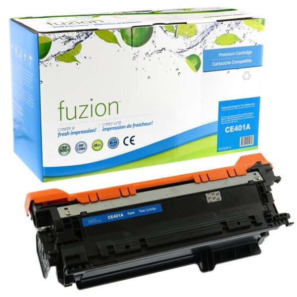 Cartouches Toner Laser HP Enterprise 500 Colour M551 Toner – Cyan