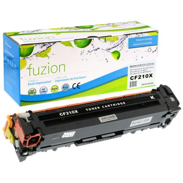 Cartouches Toner Laser HP LaserJet Pro 200 High Yield Toner – Black