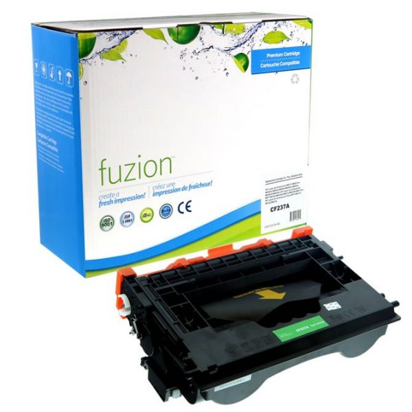 Cartouches Toner Laser HP CF237A Toner – Black