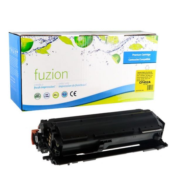 Cartouches Toner Laser HP CF452A Toner – Yellow