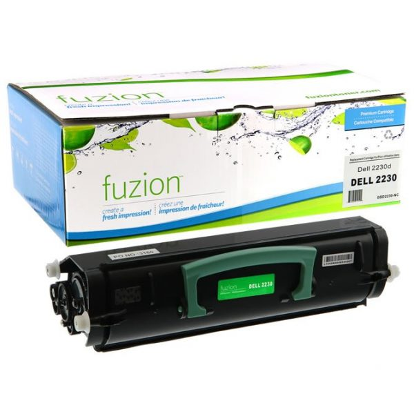 Cartouches Toner Laser Dell 2230d Toner – Black