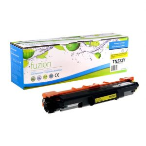 Cartouches Toner Laser Brother TN-223Y Toner Cartridge – Yellow