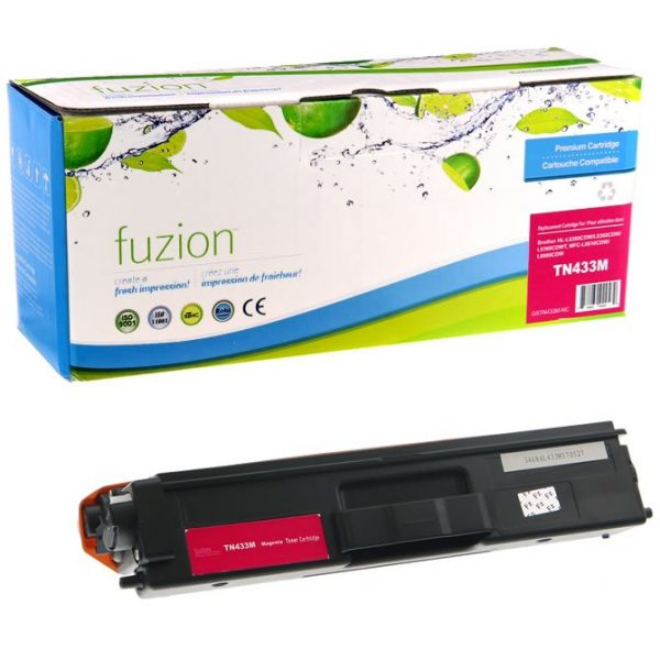 Cartouches Toner Laser Brother TN433M HY Toner – Magenta