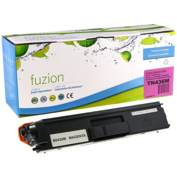 Cartouches Toner Laser Brother TN436M Toner – Magenta