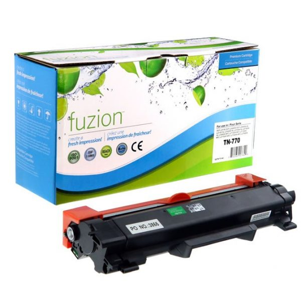 Cartouches Toner Laser Brother TN770 Extra HY Toner – Black
