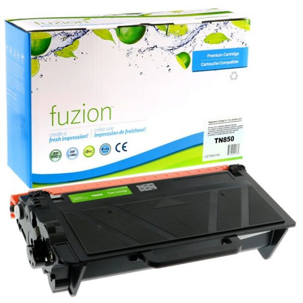 Cartouches Toner Laser Brother TN-850 Toner Cartridge – High Yield
