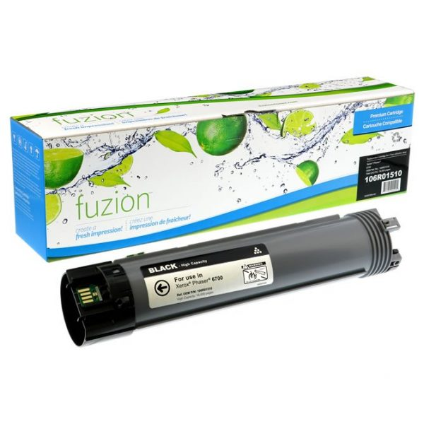 Cartouches Toner Laser Xerox Phaser 6700N HY Toner – Black