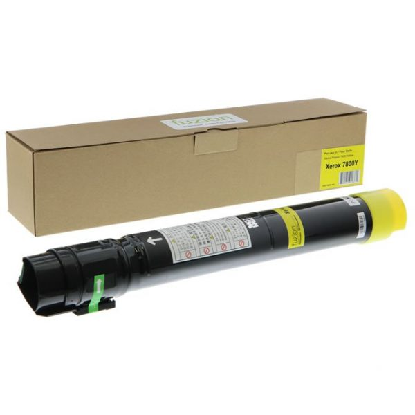 Cartouches Toner Laser Xerox 106R01568 High Yield Toner – Yellow