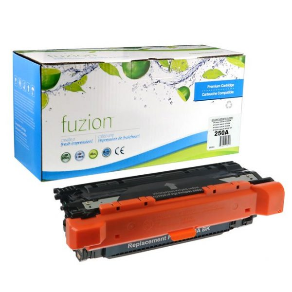 Cartouches Toner Laser HP Colour Laserjet CP3525N Toner – Black