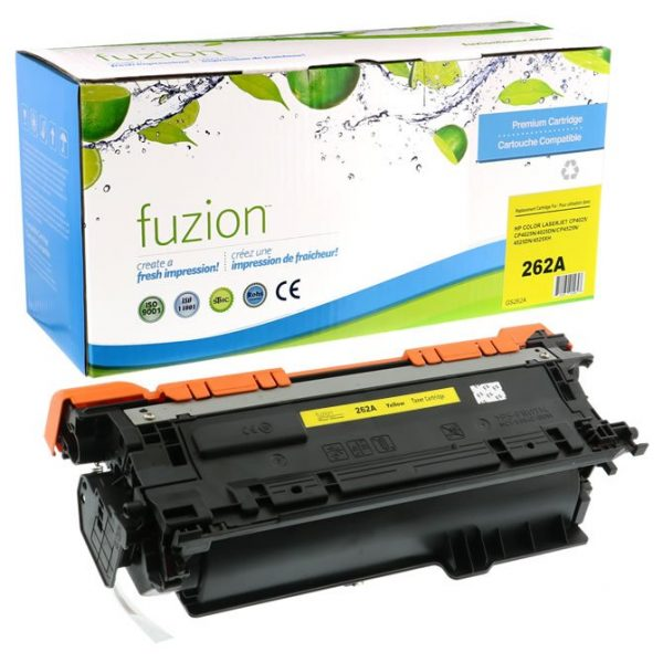 Cartouches Toner Laser HP Colour Laserjet CP4025 Toner – Yellow
