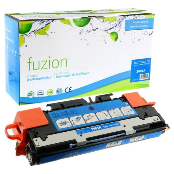 Cartouches Toner Laser HP Colour Laserjet 3700 Toner – Cyan