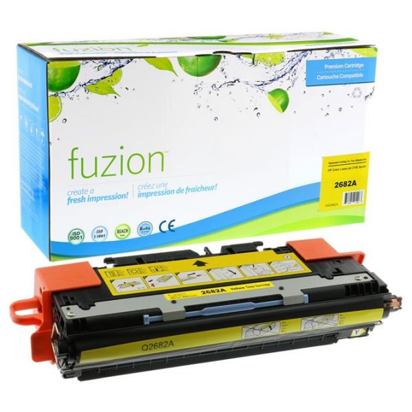 Cartouches Toner Laser HP Colour Laserjet 3700 Toner – Yellow