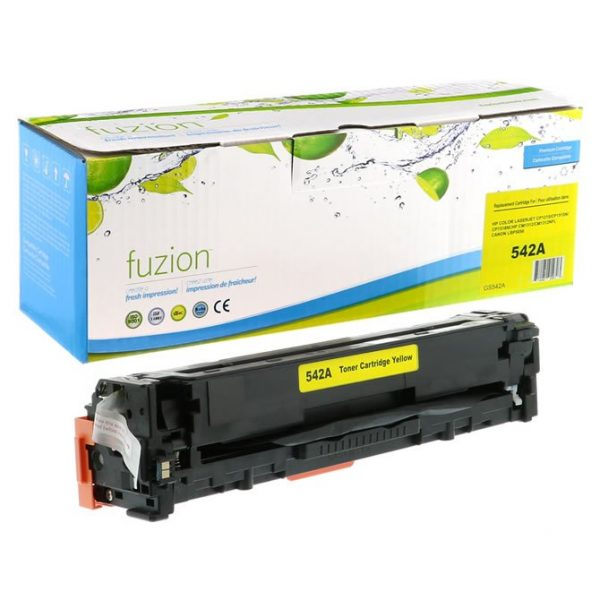 Cartouches Toner Laser HP Colour CB542A Toner – Yellow