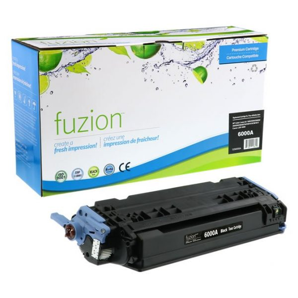 Cartouches Toner Laser HP Q6000A Toner – Black