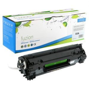 Cartouches Toner Laser HP CF283A Toner – Black