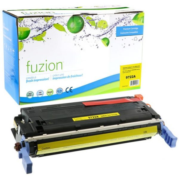 Cartouches Toner Laser HP Colour Q9722A Toner -Yellow