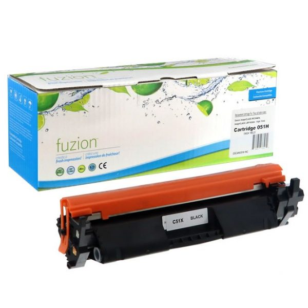 Cartouches Toner Laser Canon 051H (2169C001) Toner Cartridge – Black