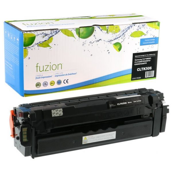 Cartouches Toner Laser Samsung CLP680ND Toner – Black
