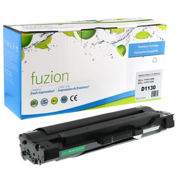 Cartouches Toner Laser Dell 1130 Toner – Black
