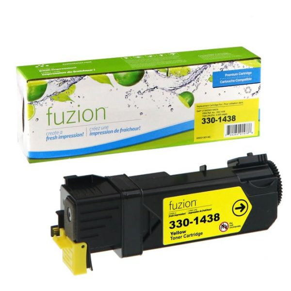 Cartouches Toner Laser Dell 2130cn Toner – Yellow
