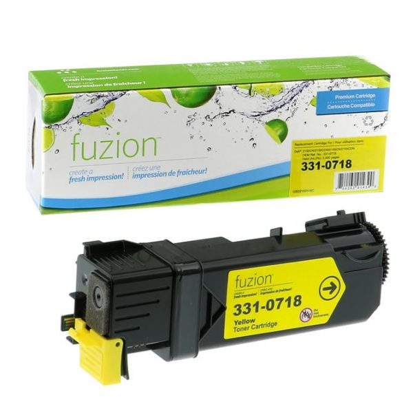 Cartouches Toner Laser Dell 2150cn High Yield Toner – Yellow