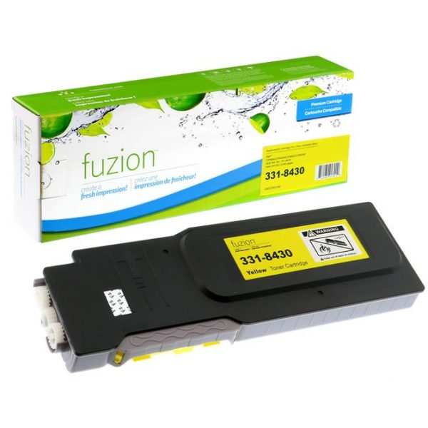 Cartouches Toner Laser Dell C3760N Toner – Yellow