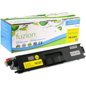 Cartouches Toner Laser Brother HL-L8350 Toner – Yellow