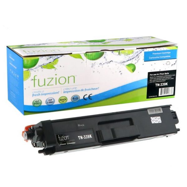Cartouches Toner Laser Brother TN-339BK HY Toner – Black