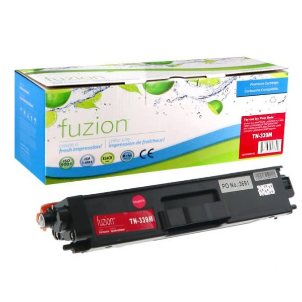 Cartouches Toner Laser Brother TN-339M HY Toner – Magenta