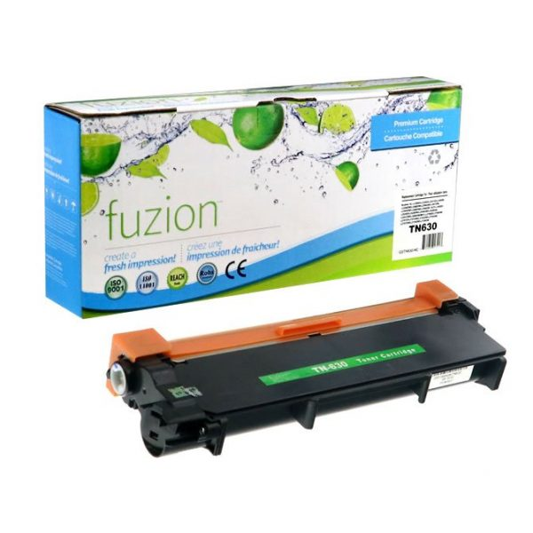 Cartouches Toner Laser Brother TN630 Compatible Toner – Black