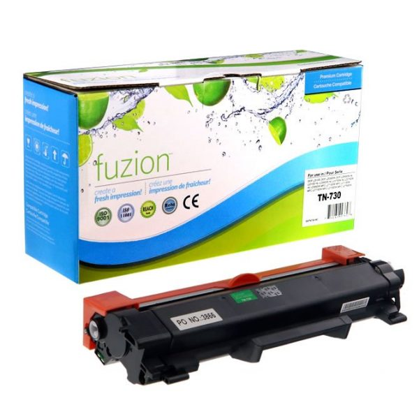 Cartouches Toner Laser Brother TN730 Toner – Black
