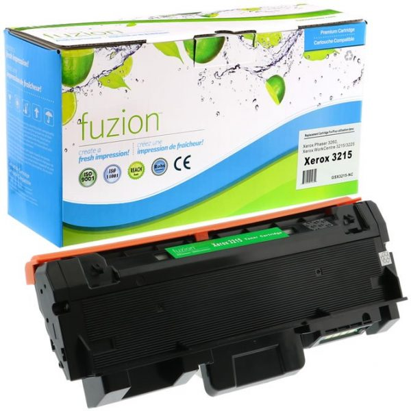 Cartouches Toner Laser Xerox WorkCentre 3215 Toner – Black