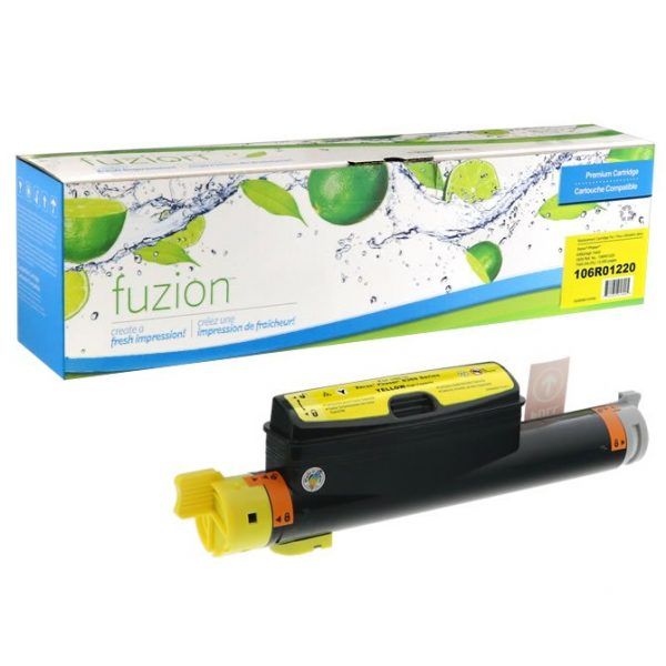 Cartouches Toner Laser Xerox Phaser 6360 Toner – Yellow