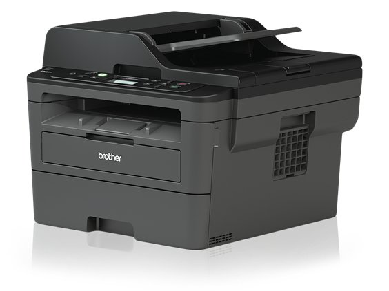 Imprimantes Brother DCPL2550DW Monochrome Multifonction Laser 2400×600 DPI Wifi