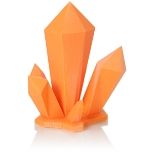 Filaments 3D Tinkerine FSSSunset 1.75mm Filament PLA Solide Orange Pastel